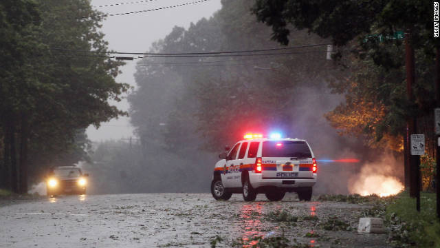 Most cell networks remained operational during Hurricane Irene. A working cell phone is critical to coping with any disaster.
