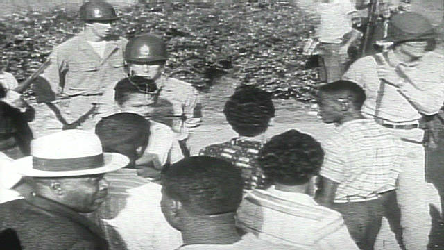 Gotta Watch: Story behind Little Rock 9