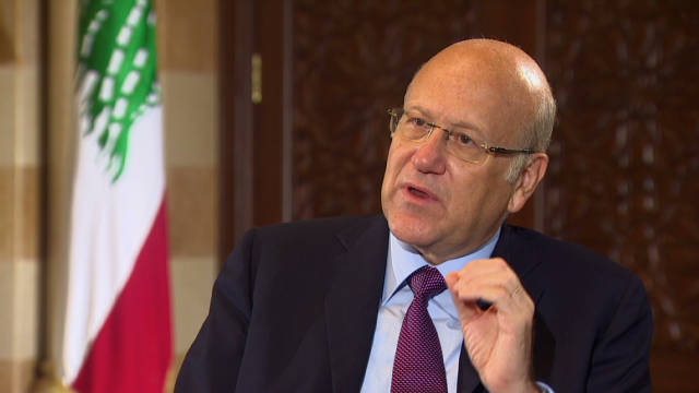Lebanon's government resigns
