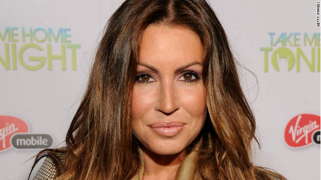 Rachel Uchitel's married now