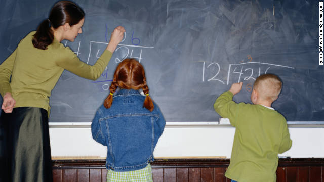 Teachers and parents sound off over who is to blame for education problems.