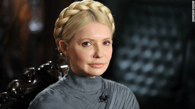 Yulia Tymoshenko was found guilty in October 2011 of