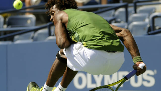 Like Tsonga, the seventh-ranked Monfils excites fans with his athletic ability on the tennis court.