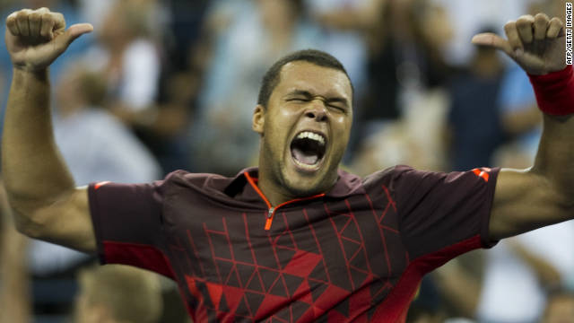Of the new breed, Tsonga has come closest to winning a grand slam, losing in the final of the 2008 Australian Open.