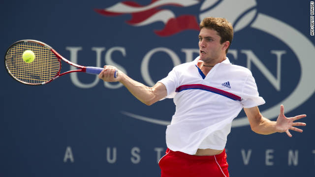 Simon has been ranked as high as sixth in the world, but lost in the fourth round of the 2011 U.S. Open to American John Isner.