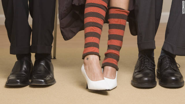 Starting with your feet, dressing appropriately for work can make all of the difference.