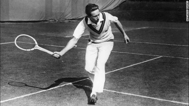 "Borotra was denied a career grand slam by Lacoste in the final of the 1926 U.S. Open. ""The Bounding Basque"" served in the Vichy government during the Nazi occupation of France."