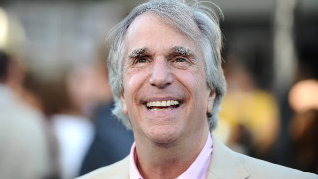 It's easy to just think of Henry Winkler as