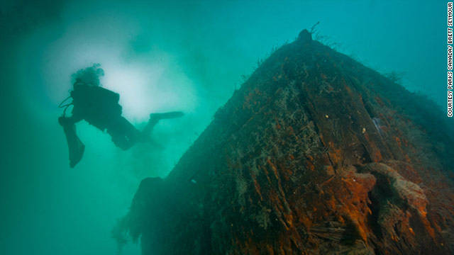"The 19th century ""HMS Investigator,"" which left Britain in 1848, was abandoned while searching for Franklin's ships."