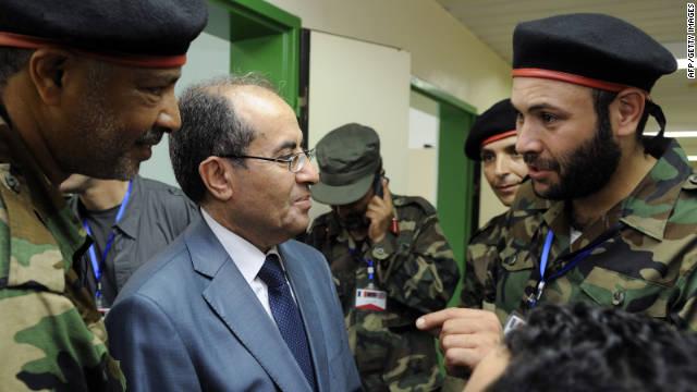 La ONU reconoce al Consejo de Transición de Libia