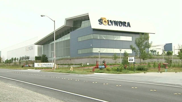 Solyndra filed for bankruptcy in late August after it received $535 million in loan guarantees.