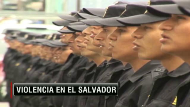 Salir en medios de comunicación, un requisito para ser pandillero en El Salvador