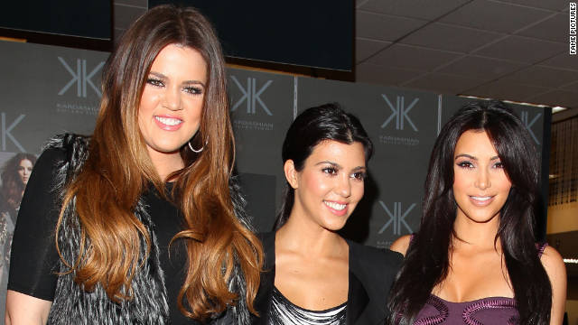 "No self-respecting speculative list would be complete without a mention of a possible ""K"" name. Here sisters Khloe, Kourtney and Kim promote the ""Kardashian Kollection"" clothing line at Sears in Cerritos, California, on September 18, 2011. Kourtney already weighed in with a ""kontender."" If it ain't broke, why fix it?"