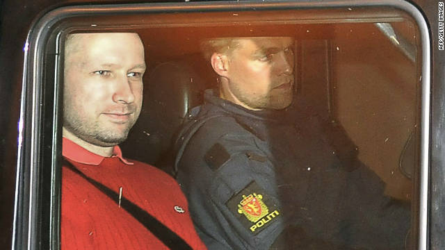 Anders Behring Breivik will undergo a new psychiatric evaluation, after an earlier test found him to be insane.