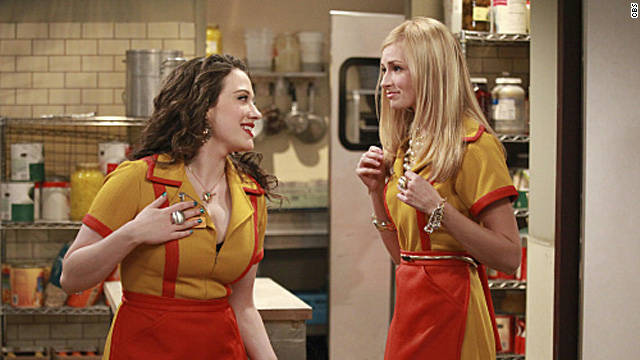 '2 Broke Girls' a bawdy gem