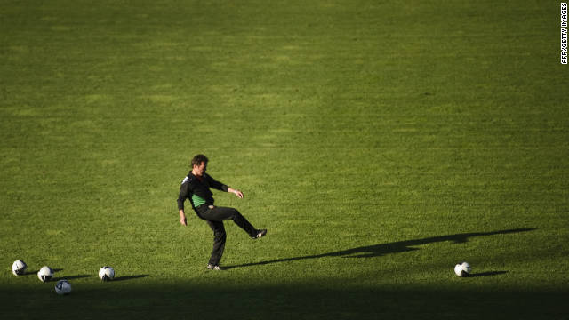 Lothar Matthaus is out in the cold again after being sacked as coach of Bulgaria