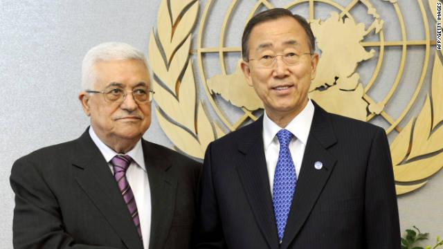 Abbas sigue con su plan de pedir en la ONU un estado palestino