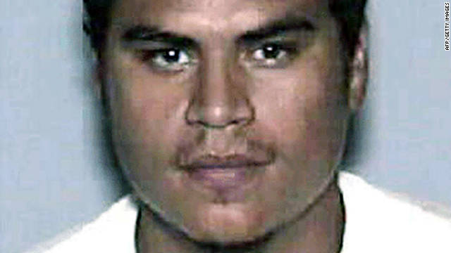 Jose Padilla, a U.S. citizen convicted in a