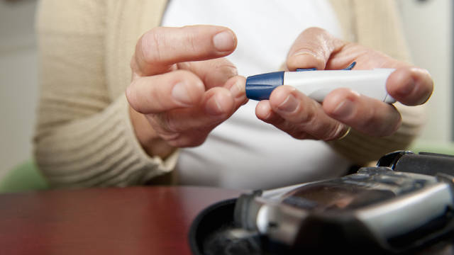 High blood sugar -- along with high cholesterol -- plays a role in the hardening and narrowing of arteries in the brain.