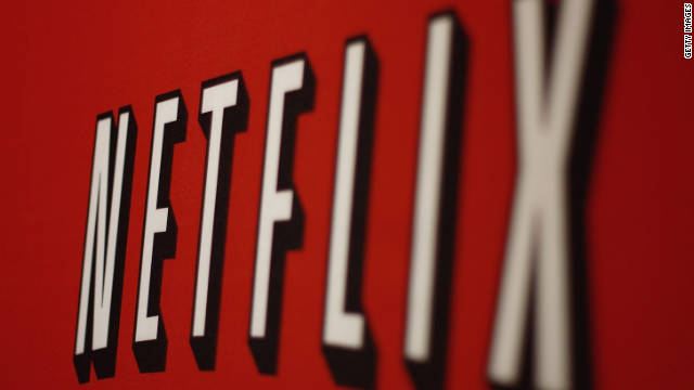 Netflix's plan to split itself into two services received mixed reactions online from customers and bloggers.