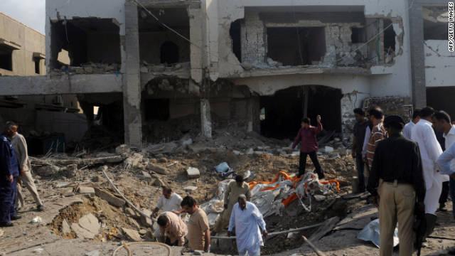 Ocho muertos en un ataque del Talibán en Pakistán