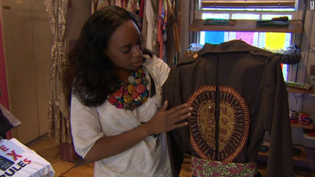 Founder Dolapo Shobanjo has prioritized working with ethical brands that are creating opportunities for their communities in Africa.