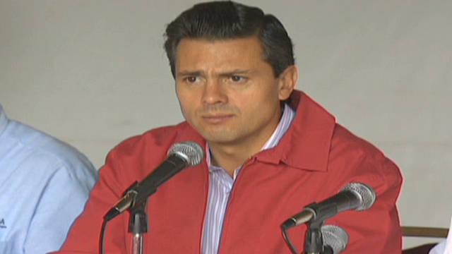 Enrique Peña Nieto admite por primera vez sus aspiraciones presidenciales en México