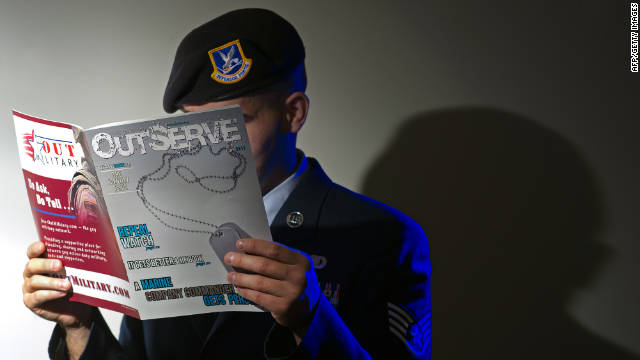 Some gay service members ready to celebrate &#039;don&#039;t ask&#039; repeal