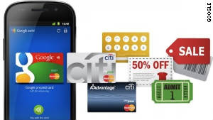 Google Wallet, Google\'s mobile-payment system, may become more widespread in 2012.