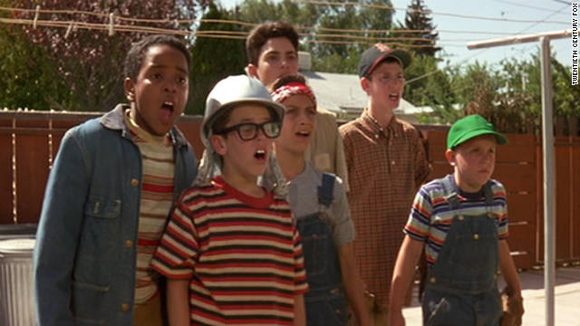 "In ""The Sandlot,"" when Smalls hits his stepfather's baseball, autographed by Babe Ruth, into The Beast's yard, he and his new friends pull out all the stops to recover the irreplaceable ball."