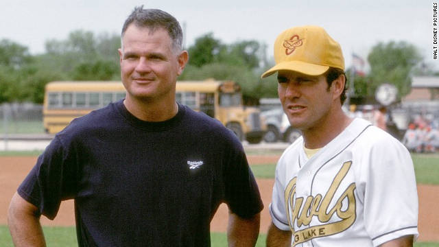 "Dennis Quaid stars in ""The Rookie,"" a film based on the life of Texan Jim Morris, known for his brief stint in the major leagues."