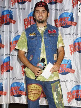 Chris Kirkpatrick, a founding member of boy band *NSYNC, created his own fashion label in 1999 and called it &quot;FuMan Skeeto.&quot; Unfortunately for Kirkpatrick, the clothes were as ugly as the name suggests and the company soon disappered. 