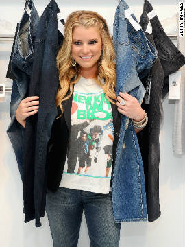 Her film career may have ground to a halt, but Jessica Simpson's eponymous fashion label has become the biggest-selling celebrity clothing line in the U.S., and is expected to break the $1 billion annual sales mark this year.