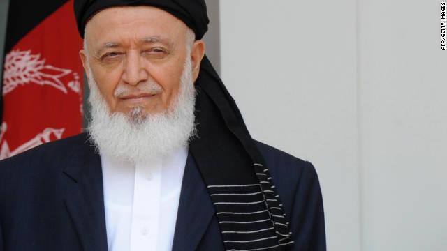 Asesinan a un líder político clave en el proceso de paz de Afganistán