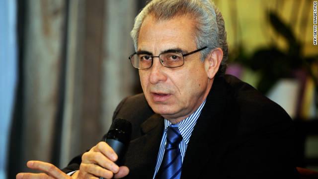 The former Mexican President, Ernesto Zedillo.