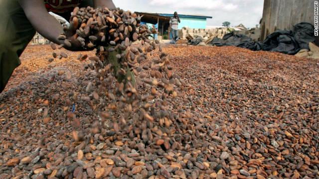 Niños esclavos, el lado oculto de la producción del chocolate