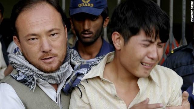26 muertos en un atentado contra un autobús en Pakistán