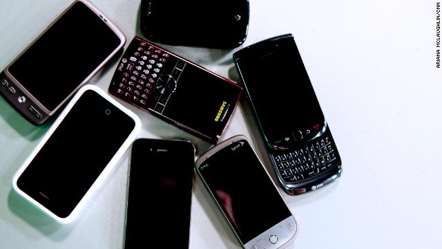 Overheard on CNN.com: BlackBerry outage not all bad