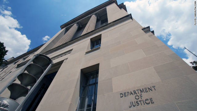A spat over Justice Department national security job