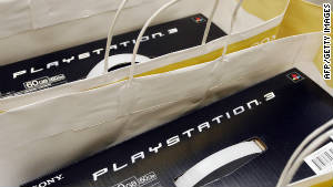 Sony\'s PlayStation 3 has been on the market for nearly five years.