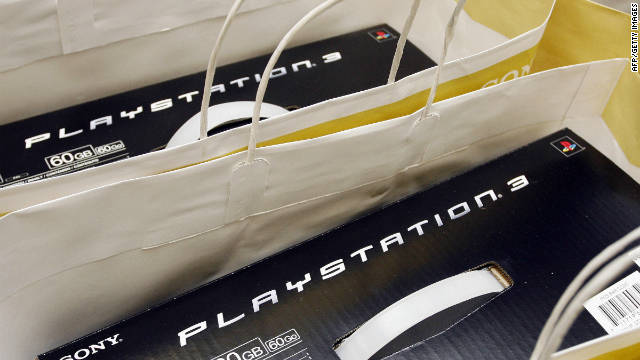 Sony's PlayStation 3 console has been on the market for nearly five years.