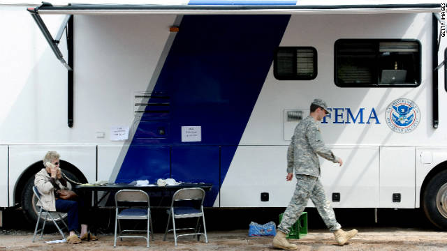The U.S. House defeated a spending measure which allocated fewer resources to FEMA and the Army Corps of Engineers.