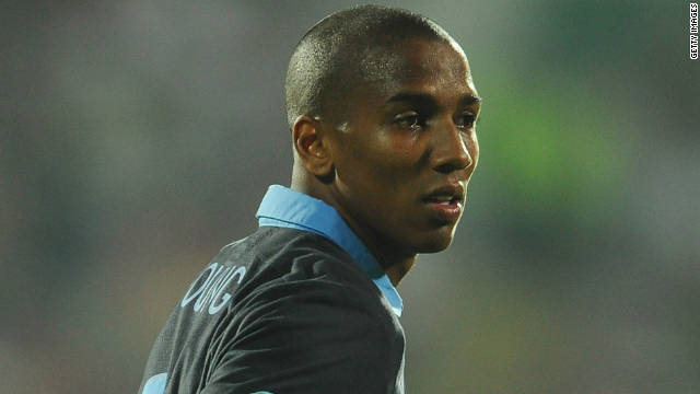 Bugaria's football association was fined €40,000 ($53,000) in November 2011 after England complained about racist abuse of winger Ashley Young during an international match in Sofia.