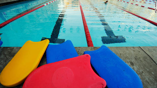 It's important for swimmers to minimize the amount of contaminants in the water by showering beforehand.
