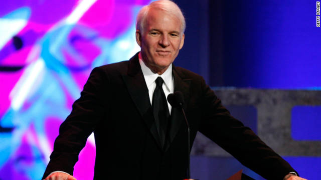 Steve Martin gives Oscars advice to Eddie Murphy