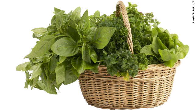 5@5 - Celebrate your herb bounty
