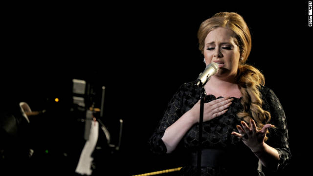 Adele's '21' goes quadruple-platinum