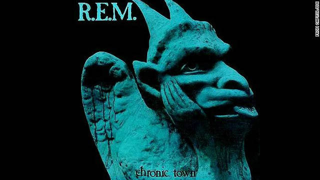 "R.E.M. influenced a generation of American rock bands. After releasing a single on a local label, the band broke on the national college radio scene with ""Chronic Town,"" a five-song EP. ""This headlong tumble proves them the wittiest and most joyful of the postgarage sound-over-sense bands,"" wrote Robert Christgau."