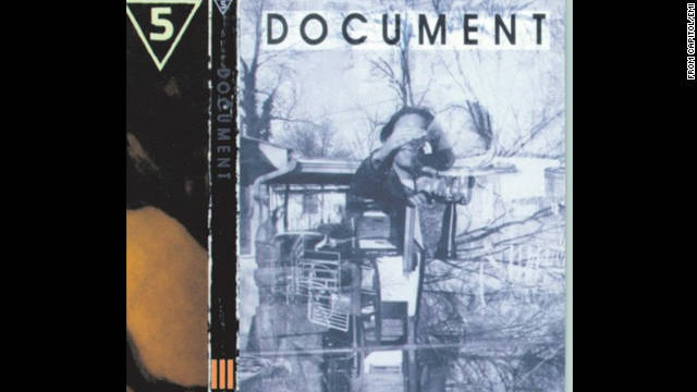 "With the band's first Top 10 single, ""The One I Love,"" leading the way, ""Document"" became R.E.M.'s biggest seller. ""If R.E.M. is about to move from cult-band status to mass popularity, the album decrees that the band will get there on its own terms,"" The New York Times' Jon Pareles wrote."