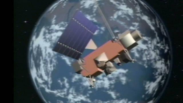 ¿Dónde caerá el satélite UARS?